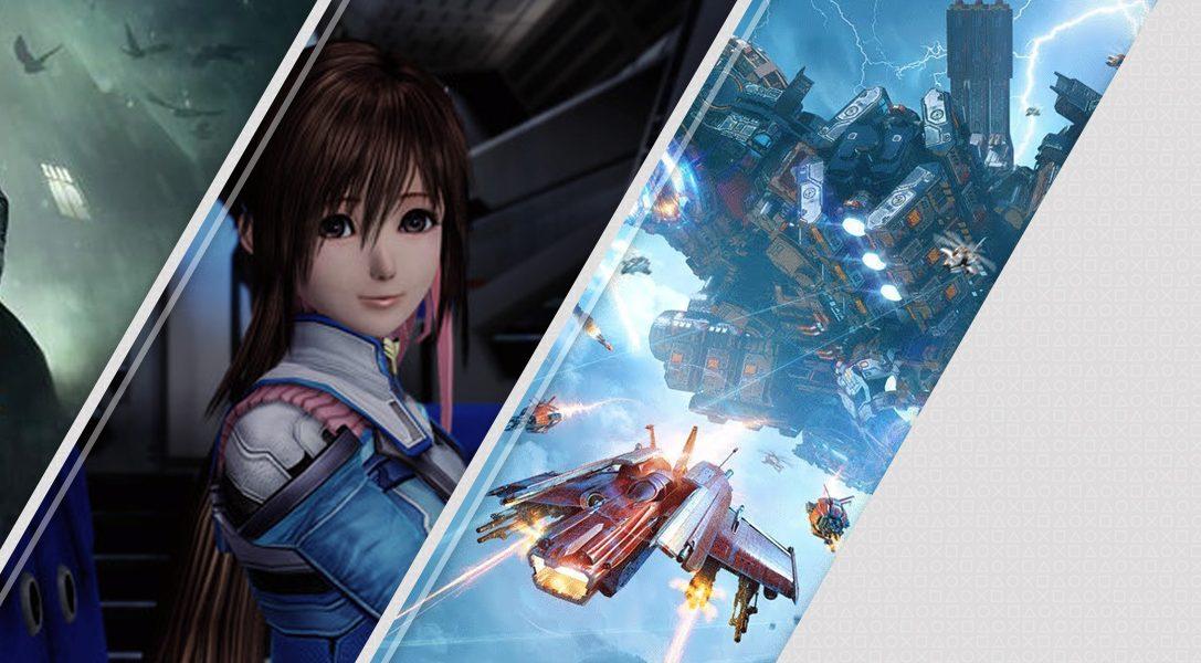 3 nuevos grandes lanzamientos en PlayStation Store que no te puedes perder esta semana