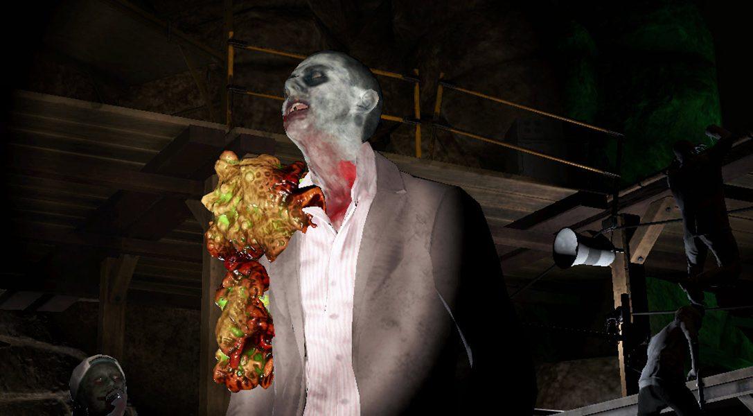 Arizona Sunshine, el thriller de zombis multijugador de PS VR, tendrá dos nuevos mapas de Horda la semana que viene