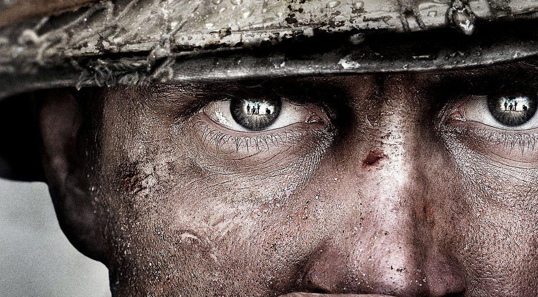 Tras las líneas del modo Guerra de Call of Duty WWII con Sledgehammer Games