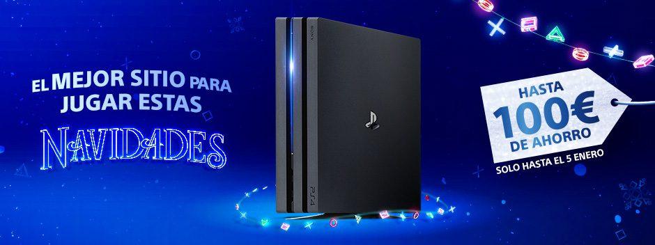 PlayStation celebra la Navidad por todo lo alto con grandes descuentos