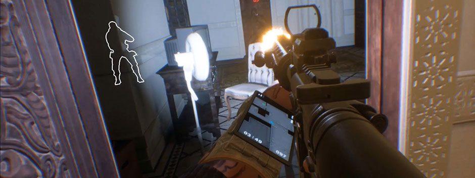 El shooter de estrategia Firewall Zero Hour anunciado para PS VR