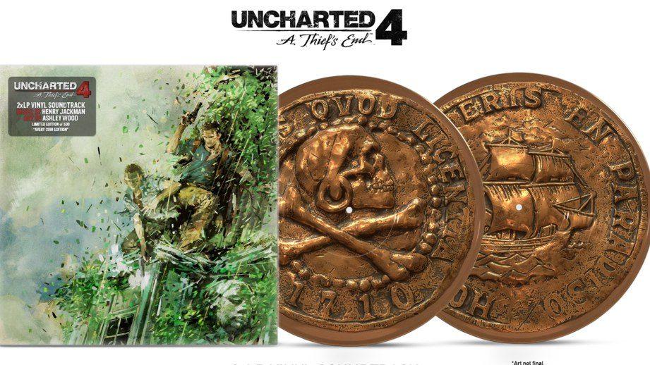 La música de Uncharted