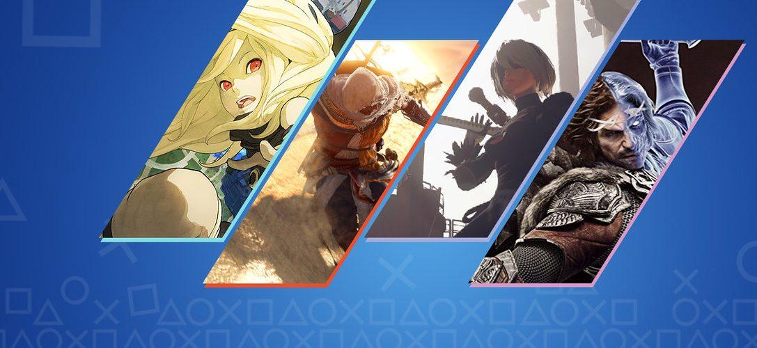 Los desarrolladores de PlayStation han elegido sus mecánicas de juego favoritas de 2017