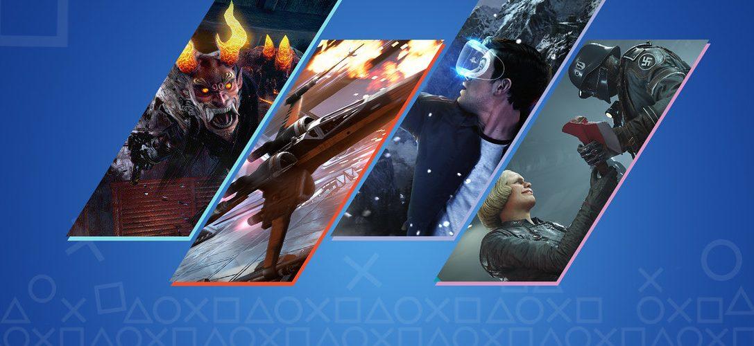Los desarrolladores de PlayStation escogen su mejor momento de 2017