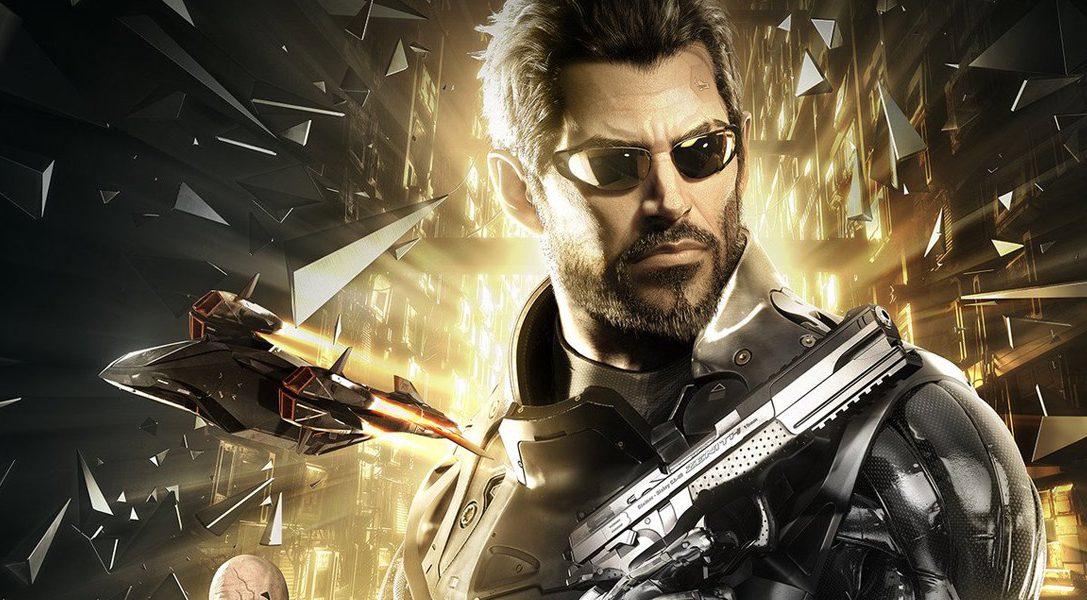 Deus Ex: Mankind Divided y Batman: The Telltale Series se unen en enero a PlayStation Plus