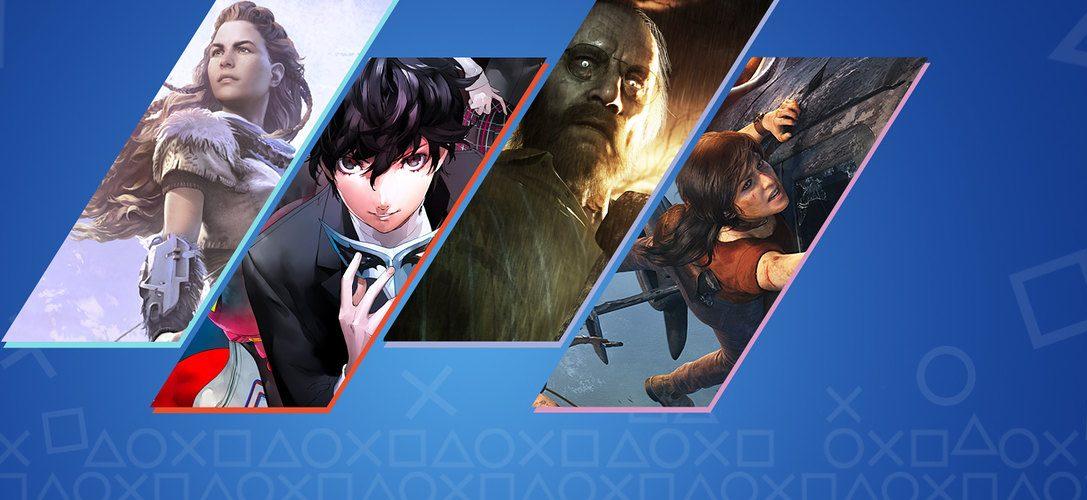Los juegos favoritos de los desarrolladores de PlayStation en 2017
