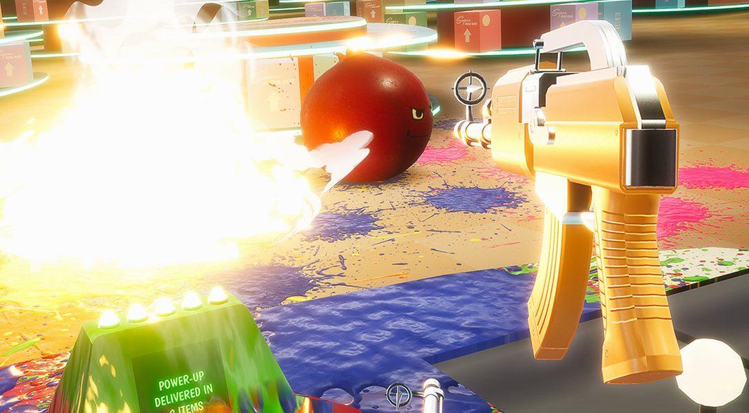 Sobrevive en Shooty Fruity para PS VR con estos 11 consejos de los desarrolladores
