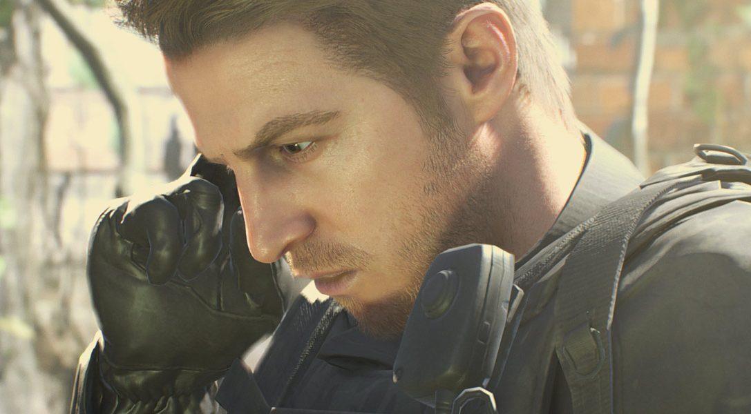 Cómo un experto del ejército ayudó a dar forma a Chris Redfield en Resident Evil 7