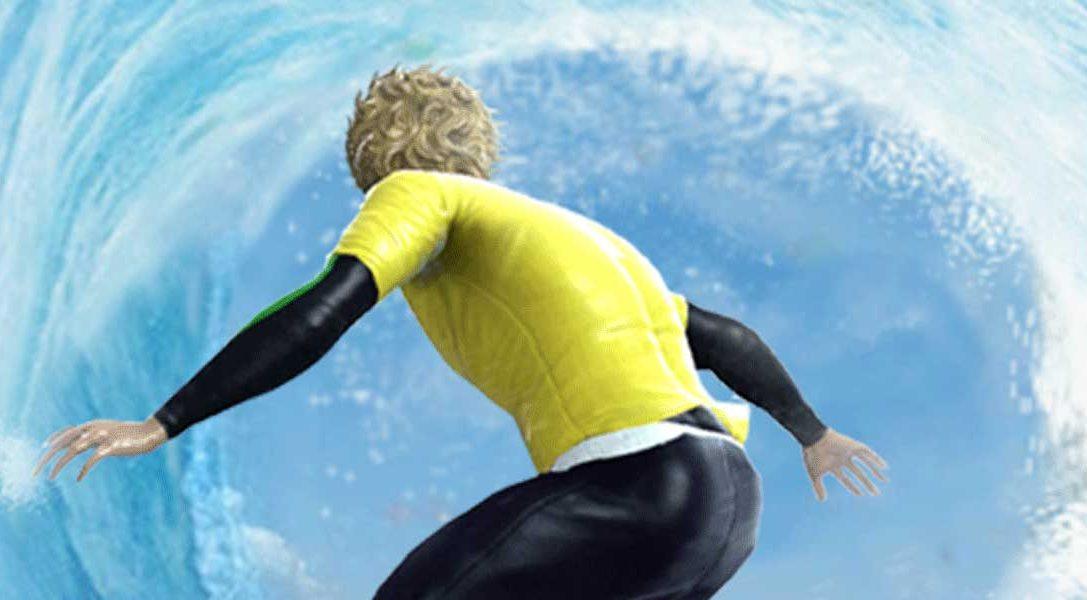 The Surfer para PS3 trae el auténtico surf extremo esta semana