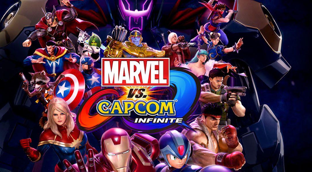 Llega este fin de semana la demo gratuita de Marvel vs. Capcom: Infinite