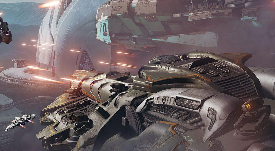 Dreadnought   El juego de batallas espaciales para PS4 deja atrás su fase beta y hace planes para 2018