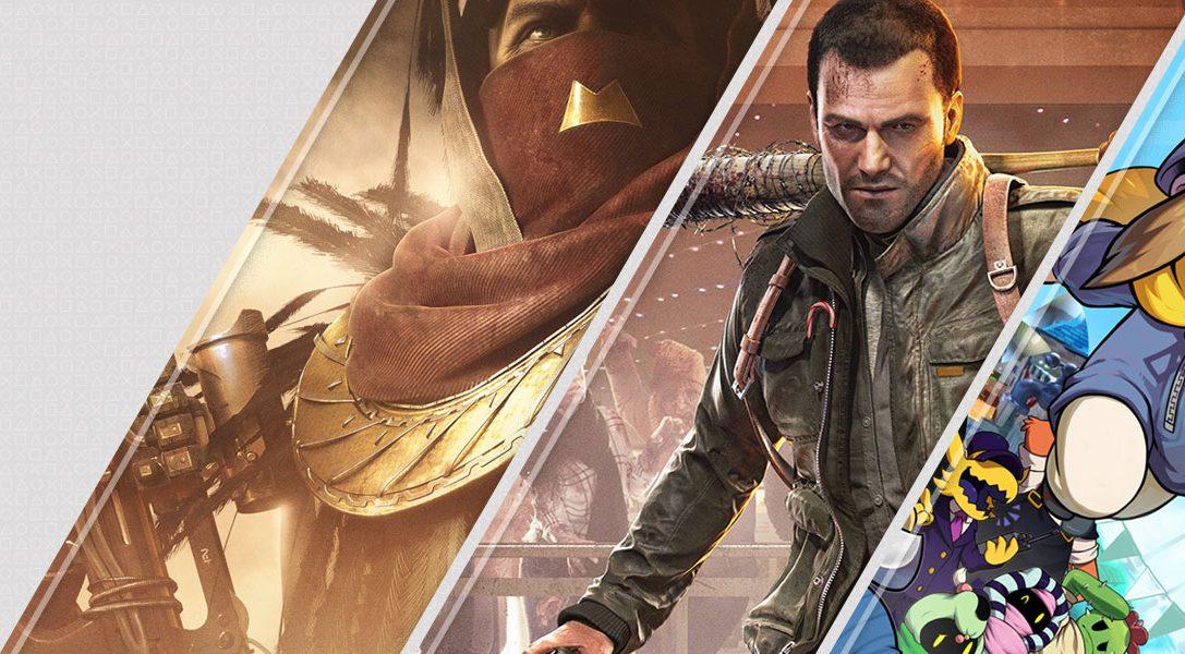 5 nuevos grandes lanzamientos en PlayStation Store que no te puedes perder esta semana