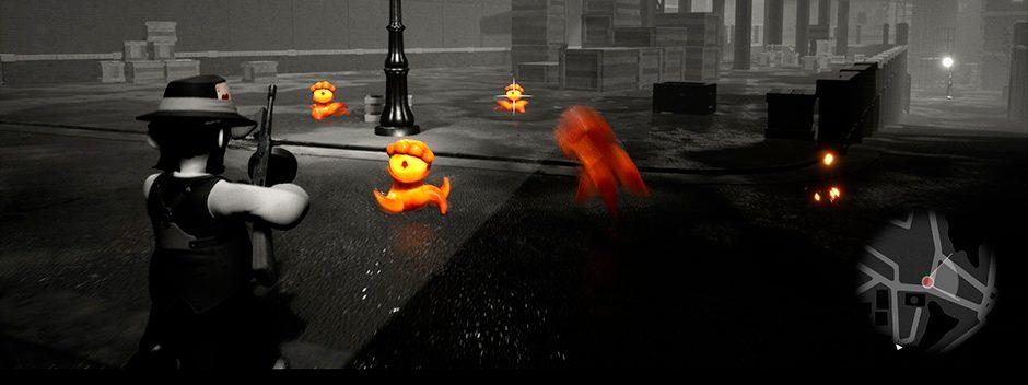 Timothy vs the Aliens desembarca hoy en PlayStation 4