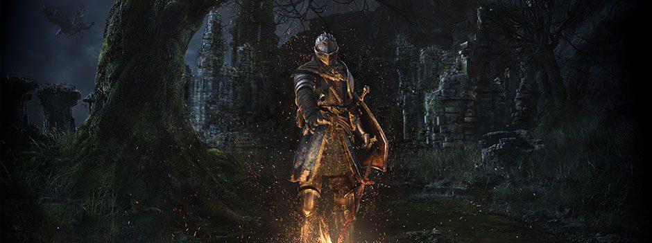 Dark Souls: Remastered llega el 24 de mayo a PS4