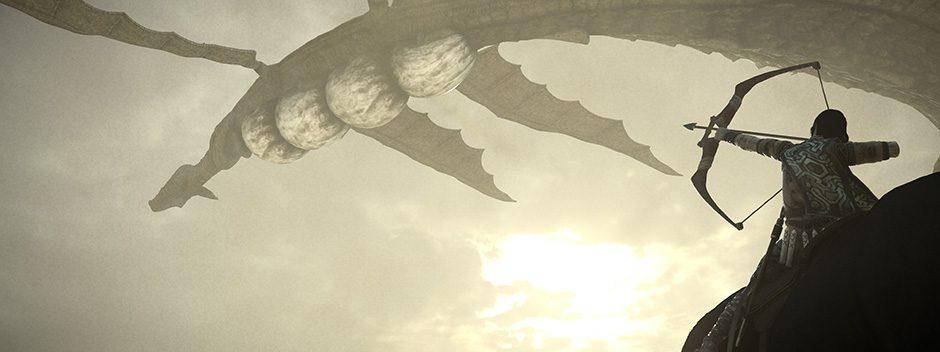 Concurso #ShadowOfTheColossusSpeedRun   ¿A cuántos colosos eres capaz de derrotar?