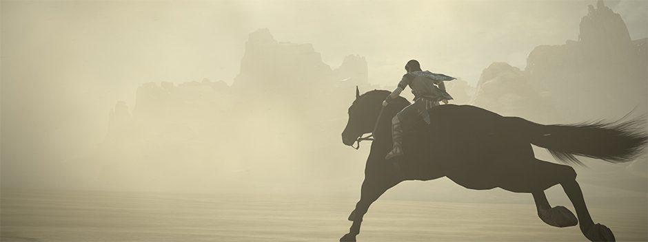 Los caballos y el arte – Agro en Shadow of the Colossus