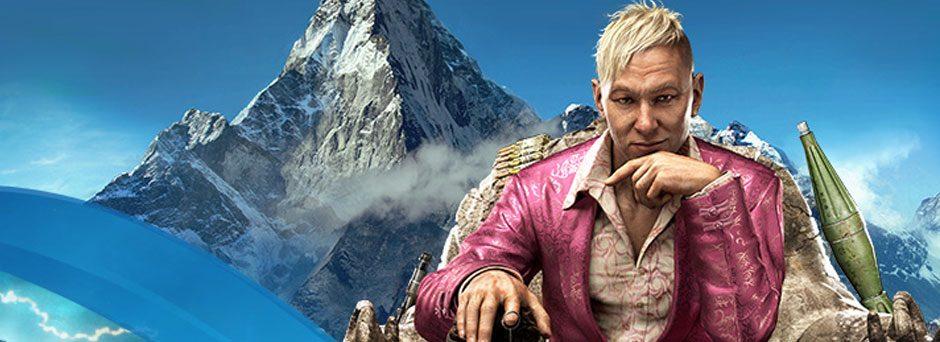 Suscríbete a PS Plus 12 meses y llévate de regalo Far Cry 4