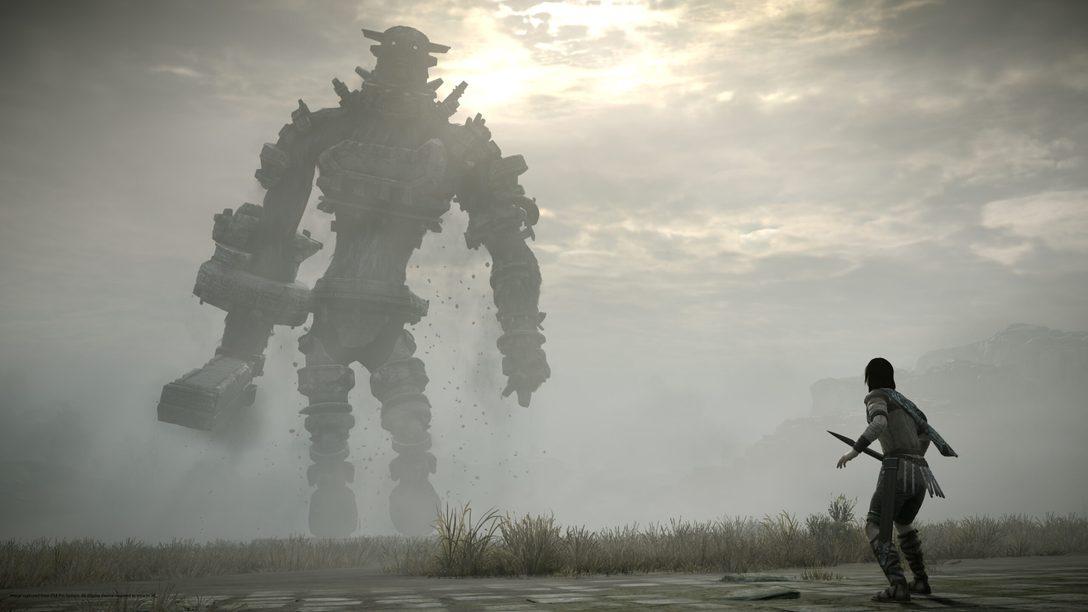 La prensa se rinde a Shadow of the Colossus con espectaculares calificaciones