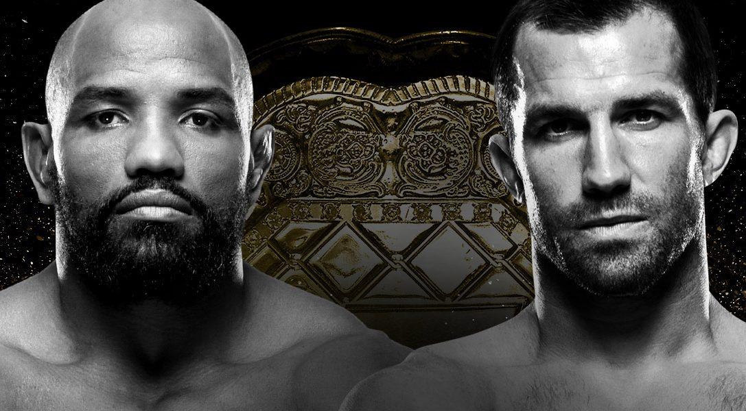 UFC 221 llega a PS4 con la transmisión en directo del evento el próximo mes mediante pago por visión