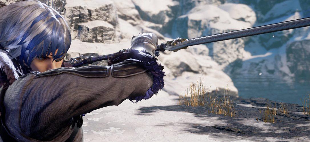 Los nuevos personajes de Soul Calibur VI se muestran en un tráiler cargado de acción
