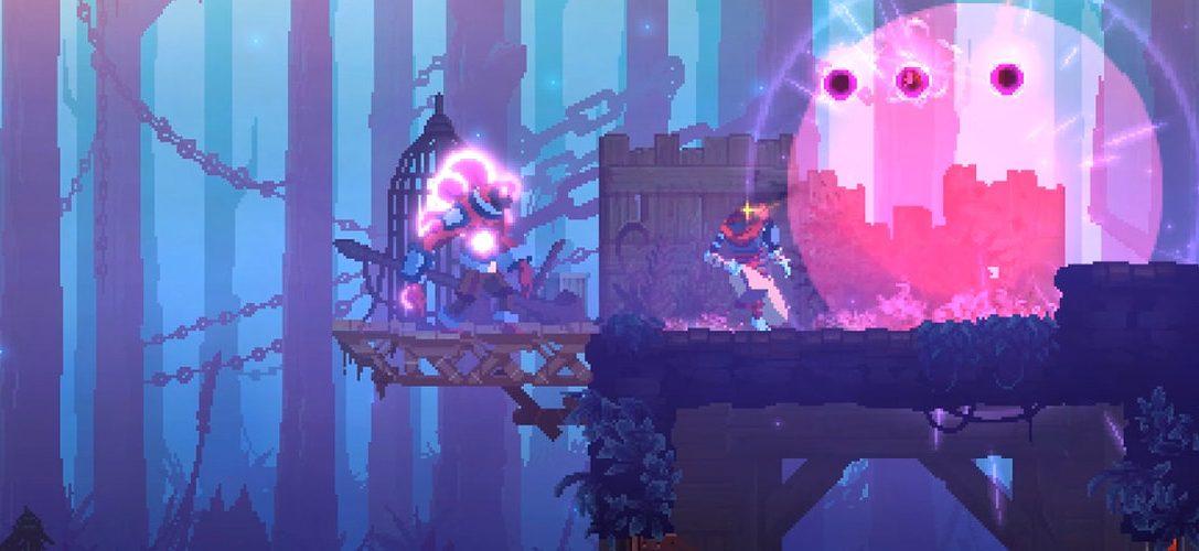 """Dead Cells, el impresionante juego de plataformas """"roguelite"""", llega este año a PS4"""