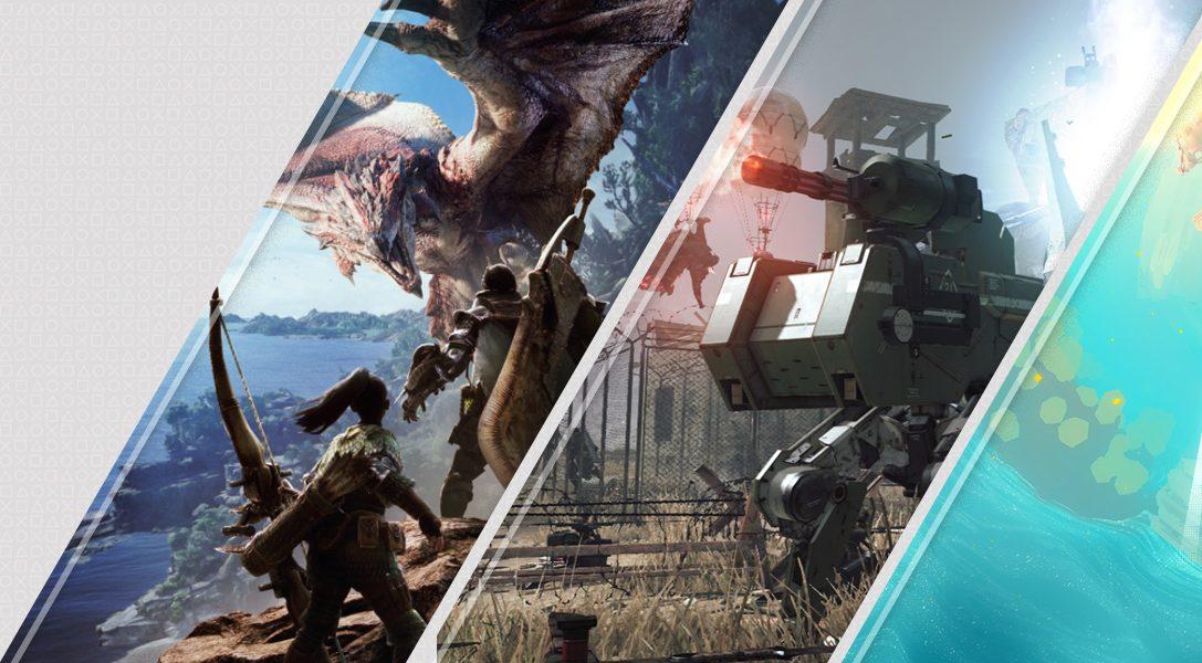 6 nuevos lanzamientos en PlayStation Store a los que debes prestar atención esta semana