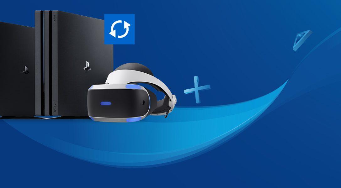 Una nueva actualización del software del sistema PS4 está en camino – apúntate ahora para poder probar la beta