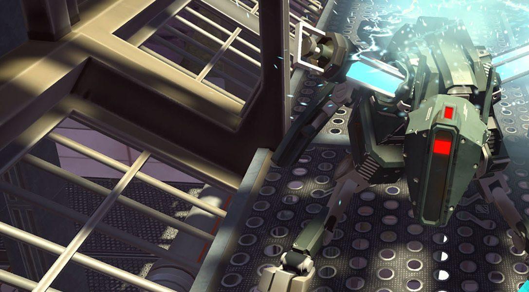 La aventura de acción para PS VR Apex Construct sale el 20 de febrero