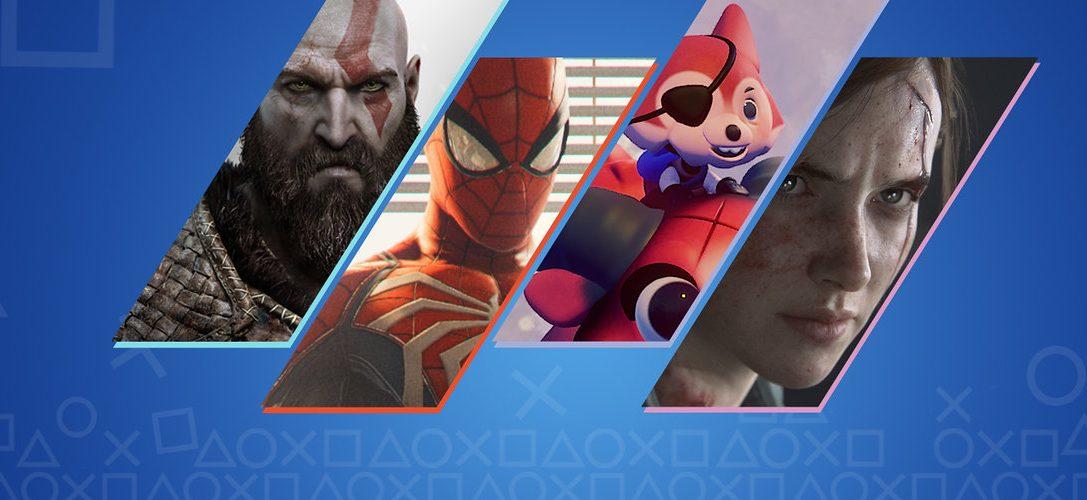 Los desarrolladores de PlayStation han elegido los juegos más esperados de 2018 y en adelante