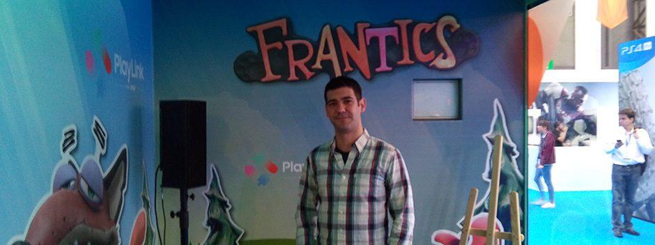 Frantics – Entrevistamos a Anchel Labena de NapNok Games