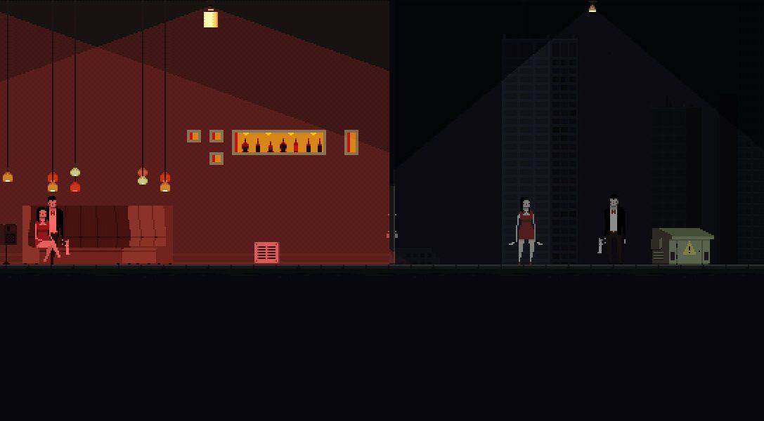 El creador Risk of Rain vuelve este mes con Deadbolt, un título de sigilo y acción para PS4 y PS Vita