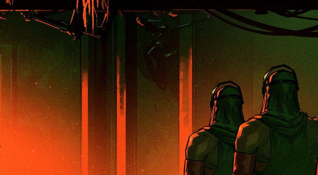 Los antiguos desarrolladores de BioShock y Dishonored anuncian un nuevo juego de terror cooperativo para PS4: The Blackout Club