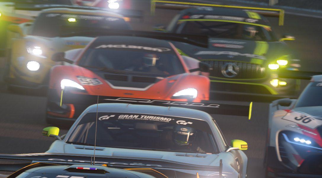 Coches, circuitos y eventos de GT League totalmente nuevos con la última actualización de Gran Turismo Sport