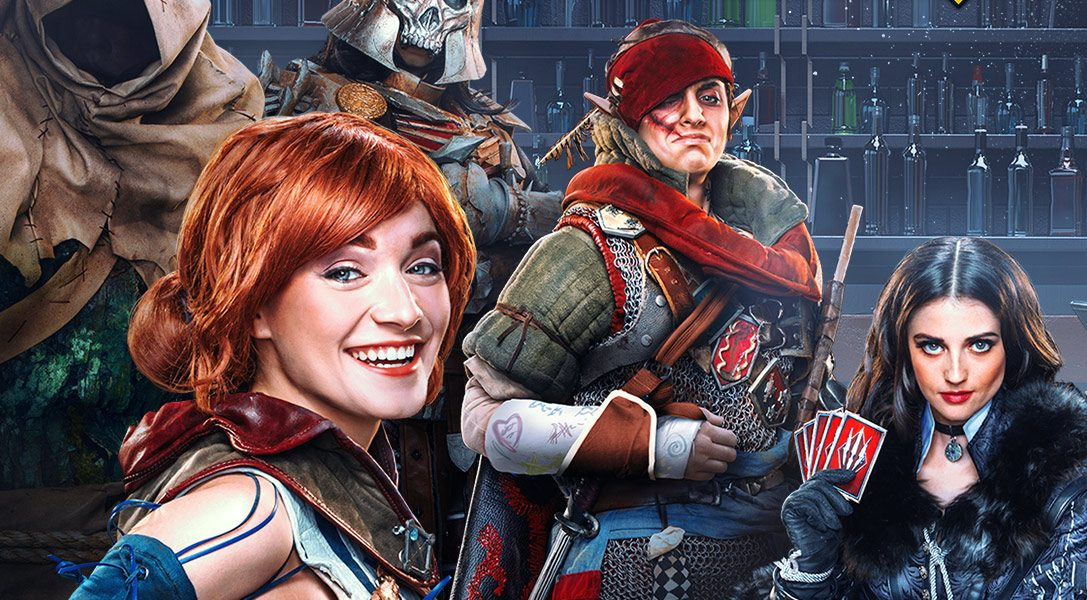 Llega el modo Arena a GWENT: The Witcher Card Game, disponible a partir de hoy para PS4