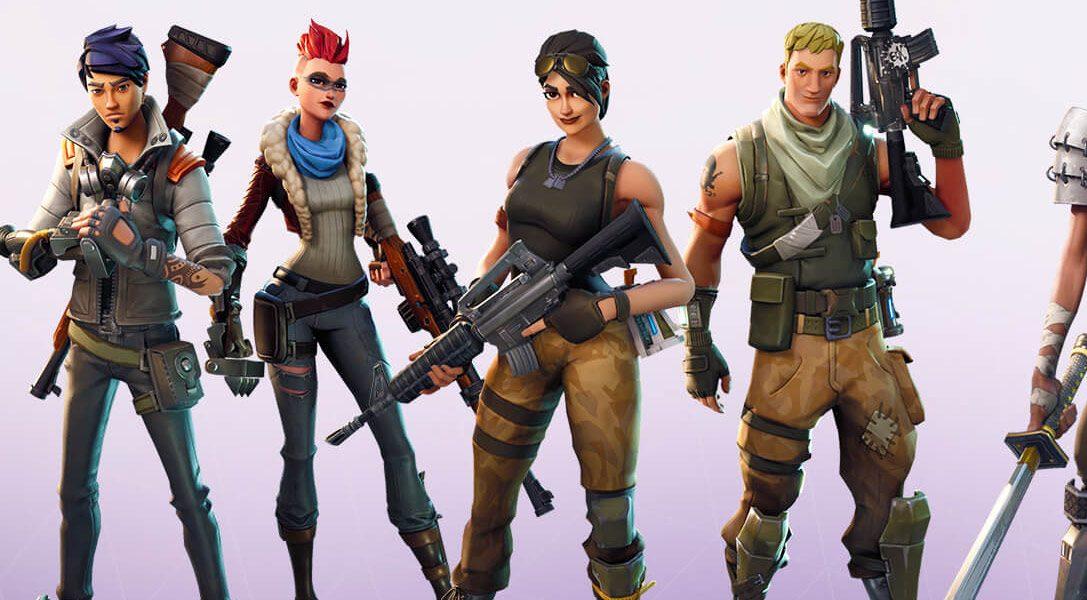 Los grandes descuentos de Fortnite y otras nuevas ofertas arrancan hoy en PS Store