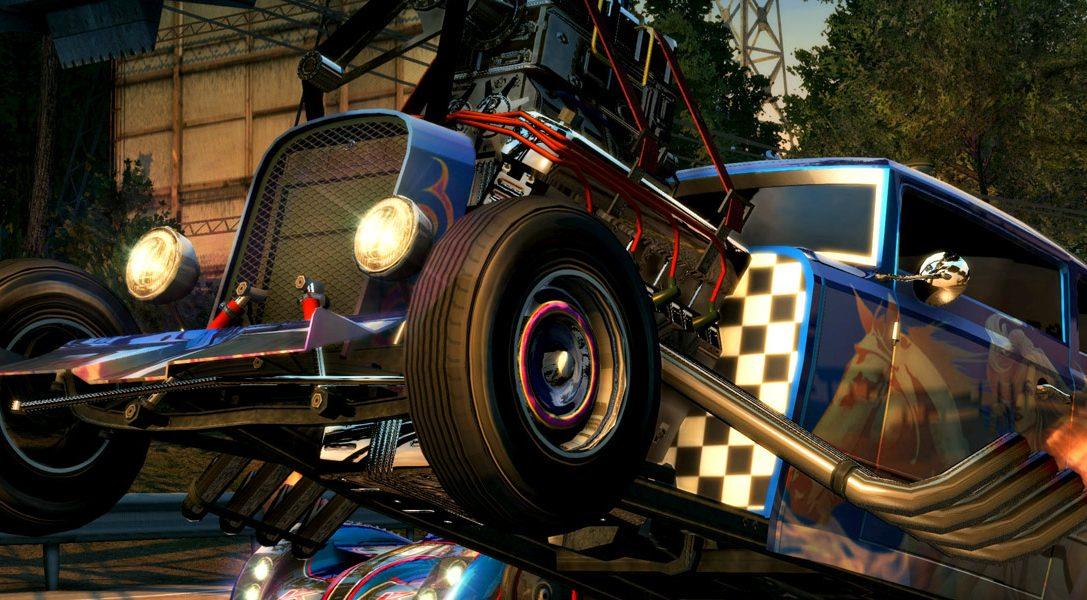 Burnout Paradise Remastered acelera hacia PS4 en 16 de marzo