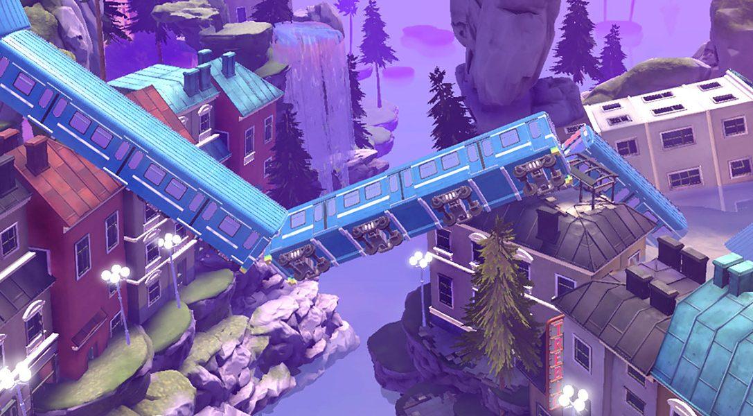 Apex Construct ya disponible para PS VR: resuelve un puzle a nivel mundial atrapado entre dos IA enfrentadas