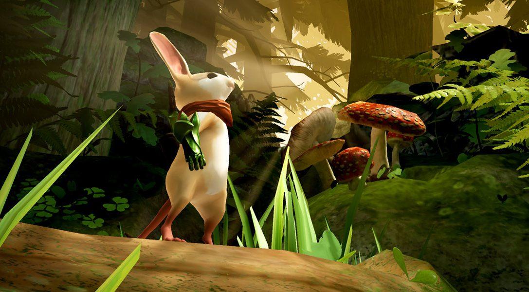 El nuevo tráiler de Moss muestra nuevo gameplay e historia de cara a su lanzamiento en PS VR