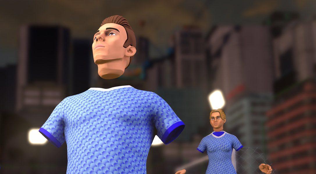 VRFC traerá el fútbol para 8 jugadores a PS VR el 27 de febrero