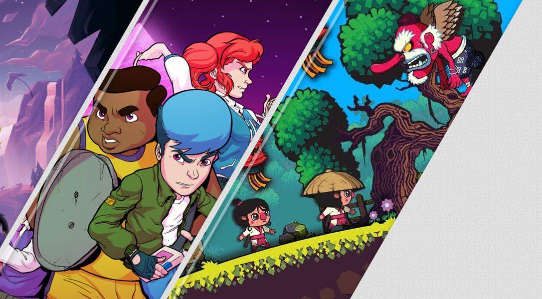 5 lanzamientos nuevos en PlayStation Store que no te puedes perder esta semana