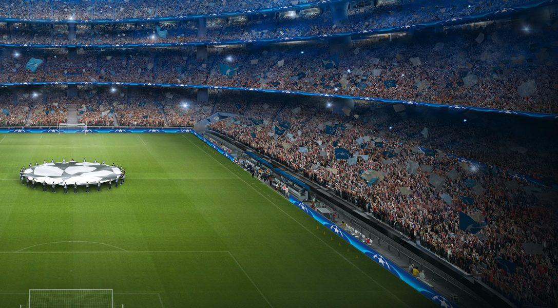 Únete al PlayStation F.C. y tendrás la oportunidad de hacerte con un par de entradas para la final de la UEFA Champions League 2018 en Kiev