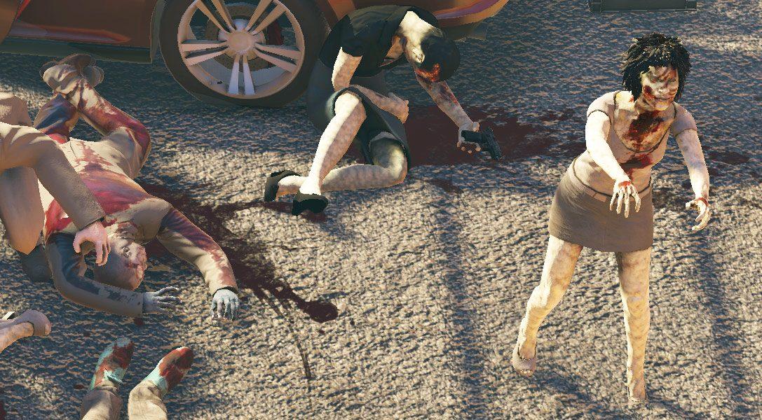 Arizona Sunshine, el terrorífico shooter de zombis para PS VR, sembrará el pánico en las tiendas a partir del 21 de marzo