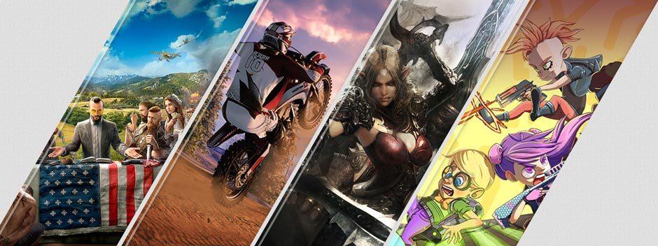 No puedes perderte los 4 nuevos lanzamientos de esta semana en PlayStation Store