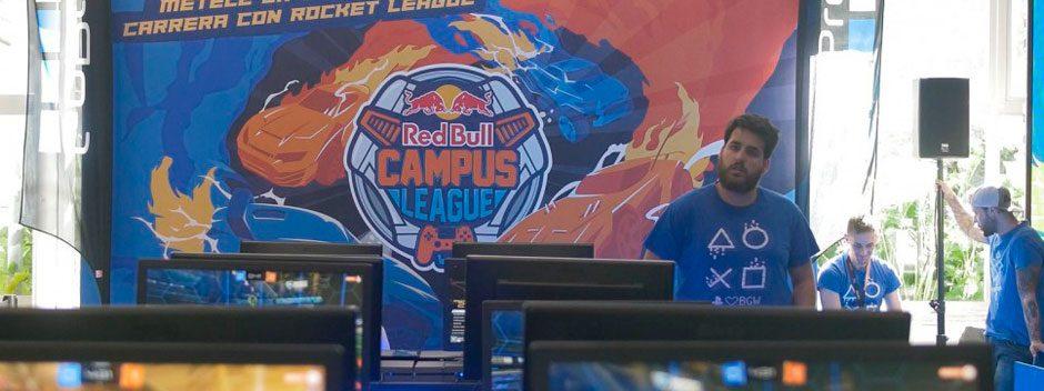 Vuelve la Red Bull Campus League a liga PlayStation