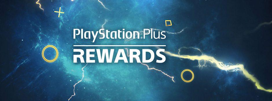 PlayStation Plus Rewards en mayo