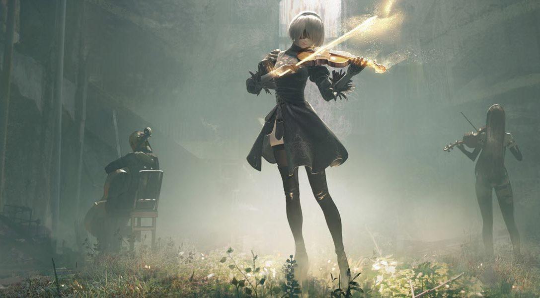 El compositor de Nier: Automata Keiichi Okabe revela los secretos tras la banda sonora del galardonado RPG de acción