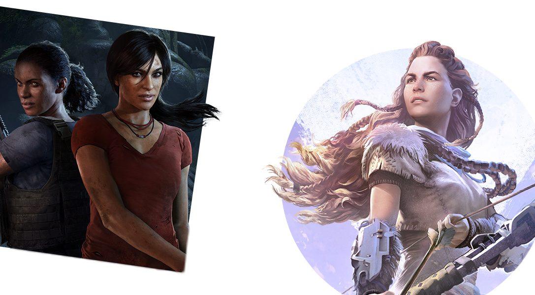 Grandes descuentos en juegos exclusivos de PS4 en PS Store