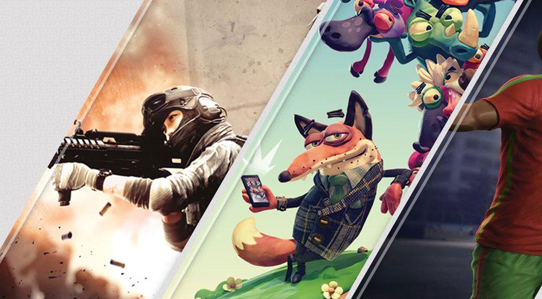 5 nuevos lanzamientos que no puedes perderte esta semana en PlayStation Store
