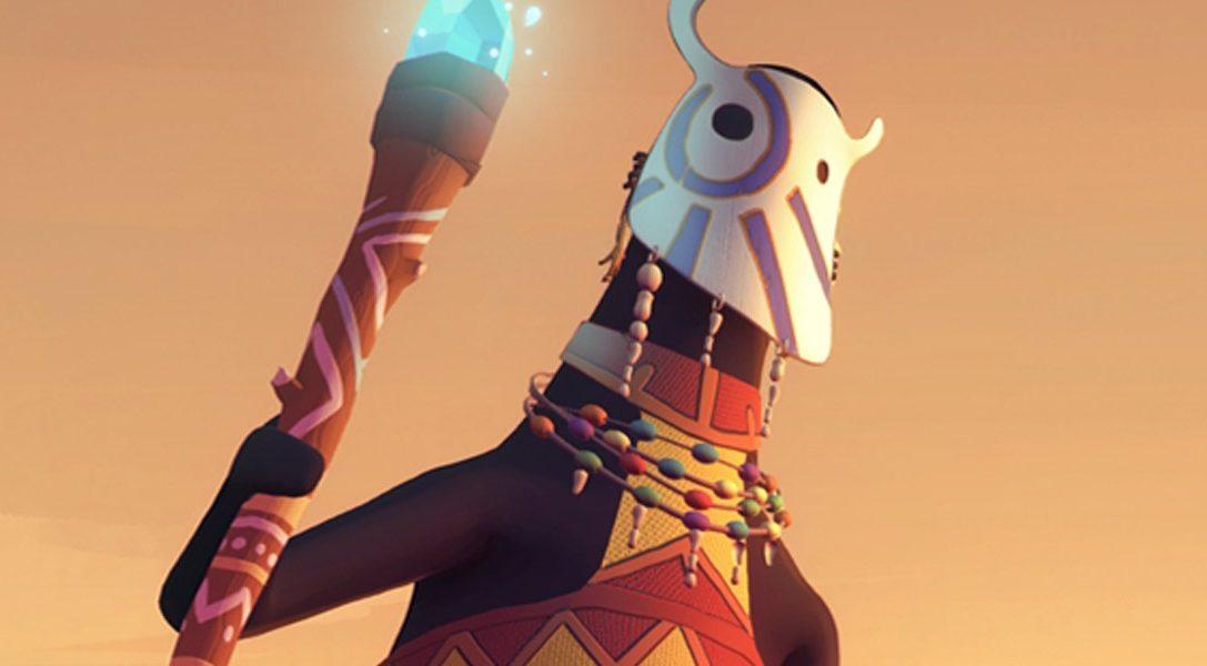 Explora el místico universo africano de Rangi, que llega la próxima semana a PS VR