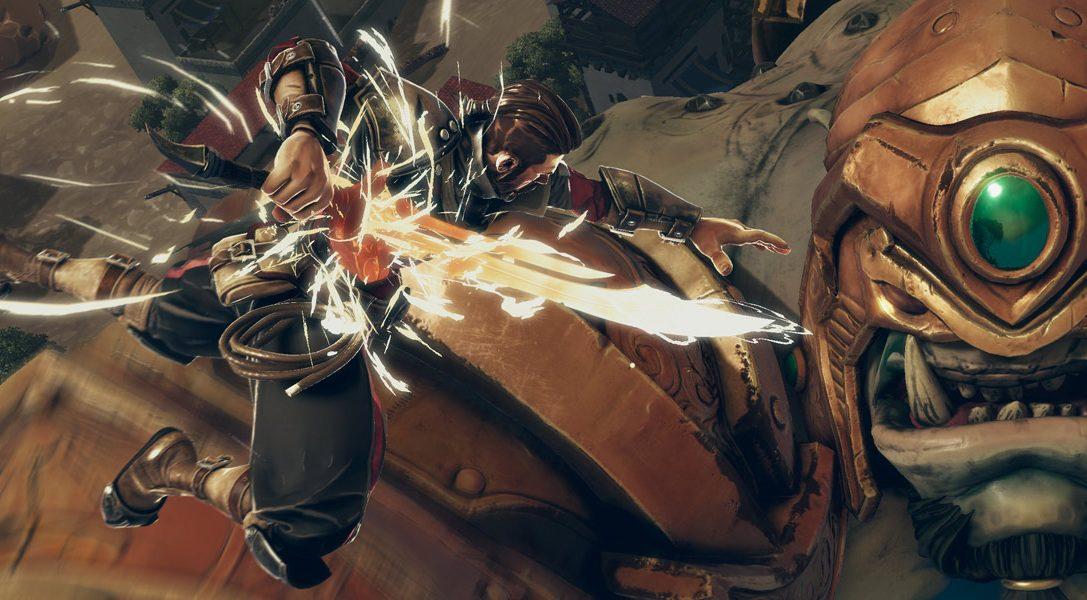 Conoce a los grandes compositores que están tras la música del brawler superheróico Extinction para PS4